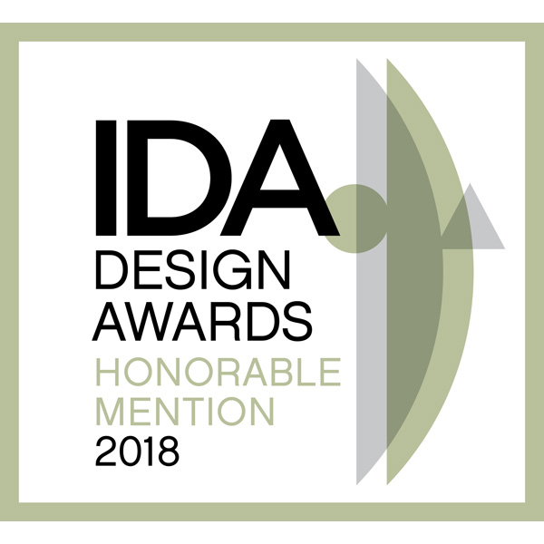 international design Award 2018 - Projekt